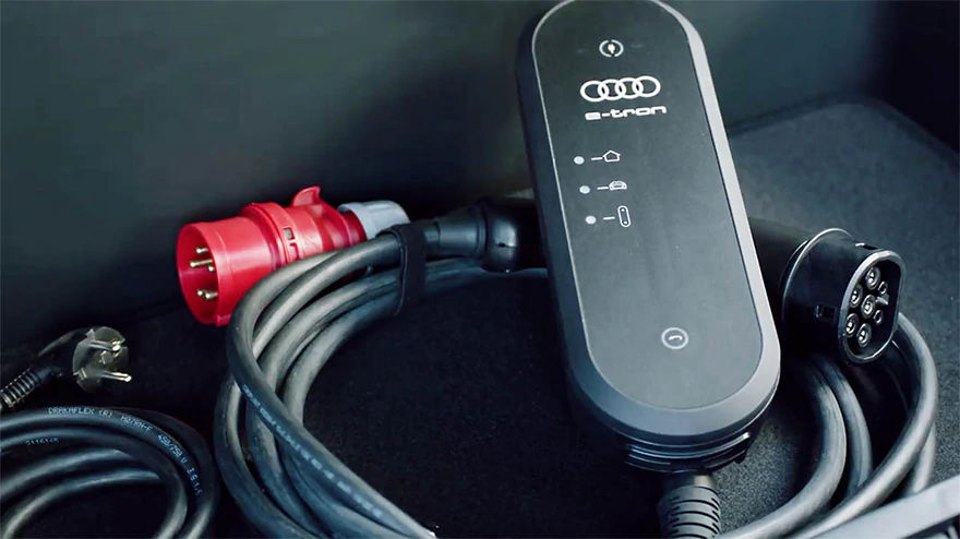 e-tron Charging System compact