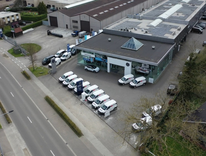 Alcagro Square Group MIG Motors Lievegem Volkswagen Caddy